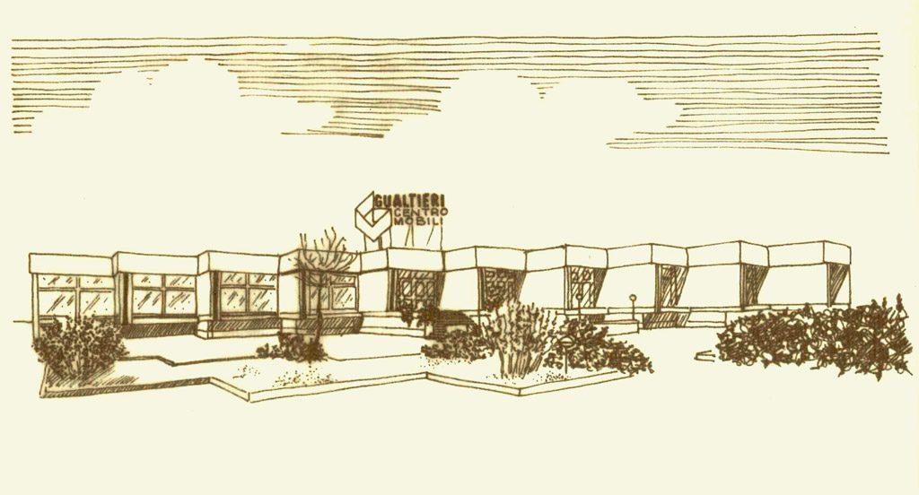 Gualtieri Centro Mobili disegno