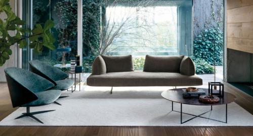 Désirée - divano modello Lovely e poltroncine