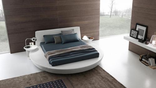 Presotto - letto circolare Zero size LLL