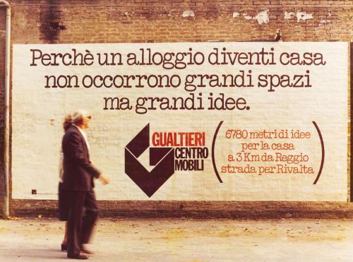 vintage adv muro signori